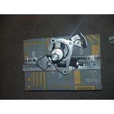 Selector Caja Cambios Sincronica Renault Megane Ii 6 Velc.