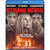 Blu-ray Perros De Paja Nuevo Original Elfichu2008