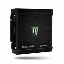 Potencia Monster Linea Panter X 450.2 900w 2 Canales