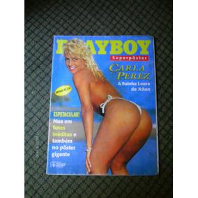 Playboy N. 258-a Superposter Carla Perez