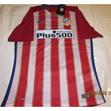 Camiseta Del Atletico Y Real