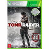 Jogo Tomb Raider Xbox 360 Pt Código 25 Dígito Envio Imediato