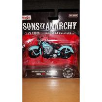 Sons Of Anarchy J.t. Teller Moto Maisto Moto