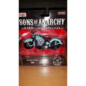 Sons Of Anarchy J.t. Teller Moto Maisto Moto