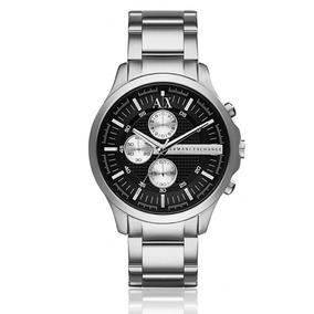 Relógio Masculino Armani Exchange Analógico Ax2152/1pn Aço C