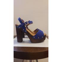 Sandalia Peep Toe Scarpin Sapato Feminino Jorge Alex.