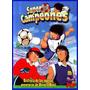 Super Campeones Serie Completa 5pelis 13ovas Ymas Bluray/dvd