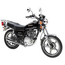 Moto Suzuki Gn 125 H Consulta Oferta Contado. Rh Motos