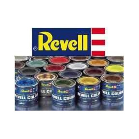 Revell Pack 4 Pinturas A Eleccion Ver Codigos Disponibles