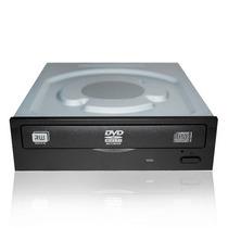 Gravador Dvd Rw Cdrw Lite-on Semi Novo Com Sata Preto Has120