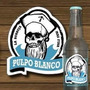 Agua Tonica Pulpo Blanco X 330ml. Palermo Hollywood