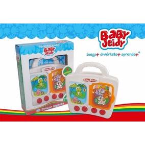 Libro Para Bebes Niños O Niñas Con Sonidos Baby Jeidy