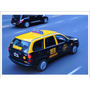 Pintura Amarillo Taxi Bicapa Ppg X 1 Lt