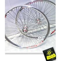 Rodas 72 Furos Aro 26 Aero Viper Mountain Bike