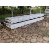 Pilares Em Concreto Pré-moldado Para Galpão Com Spda