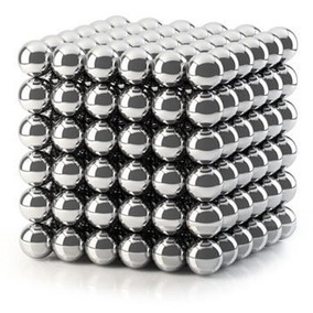 Neocube Cubo Magnético 216 Esferas Bucky Balls + Frete