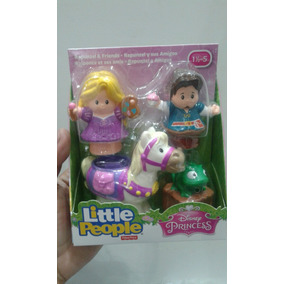 Juguetiness: Little People Rapunzel Y Sus Amigos Fisher P