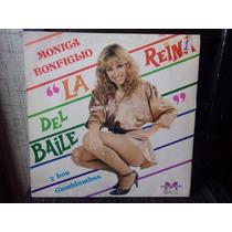 Vinilo Lp Monica Bonfiglio Y Los Cumbiambas