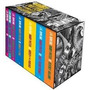 Harry Potter Box Set X 7 Books Bloomsbury Adult Edition