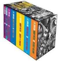 Harry Potter Box Set X 7 Books Bloomsbury Adult Edition