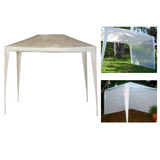 Gazebo 3 X 2 + 4 Paredes Laterales Combo 100 % Impermeable