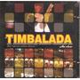 Cd Timbalada - Ao Vivo - Novo***