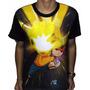 Camisas De Animes Inazuma Eleven (super Onze) - Full