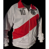 Campera River Plate Exclusiva, Edición Limitada Y Retro