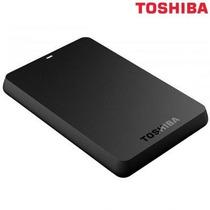 Hd Externo Toshiba Canvio Basics 1tb 5400rpm Interface: Usb