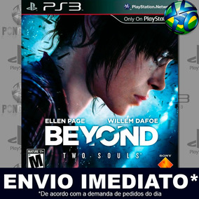 Ps3 Beyond Two Souls Código Psn Envio Agora