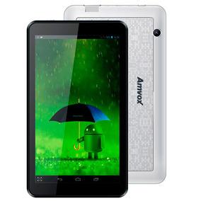 Tablet Amvox Atb440 - 7, Quad Core 1.6ghz, 8gb, Wi-fi