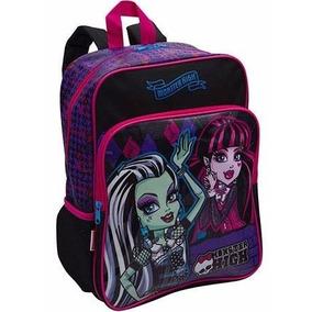 Mochila Monster High ( G ) - Costas