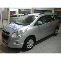 Chevrolet Spin Lt Okm Entrega Ya! Concesionario Oficial Chev