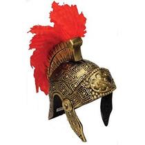Disfraz Hombre Jacobson Hat Company Romano Casco De Oro Con