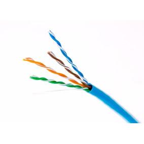 Cable Utp Red Cat5e Por Metro Rj45 Internet Modem Router