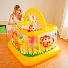 Brincolin Cunero Corral Pelotero Inflable Bebé Envío Gratis