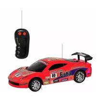 Carrinho Controle Remoto 2 Funções Monza C/ Pilhas Barato
