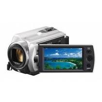 Filmadora Sony Handycam Dcr-sr21 Standard Definition Lcd 2.7