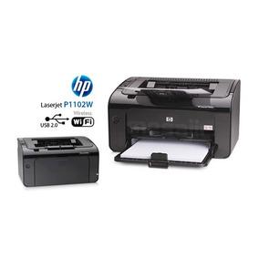Impresora Hp Laserjet Pro P1102w E-print Y Wireless