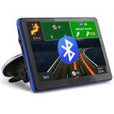 Gps 7¨ Mapas Garmin / Igo, Tv Digital, Bluetooth Av In,