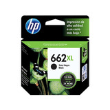 Hp Cartucho # 662xl Negro - Hp Deskjet Ink Advantage 2515/35
