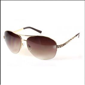 97e7b1b59014a Óculos Guess Gu 6679 Sgun 9f Gunmetal Sunglasses - Óculos no Mercado ...