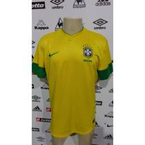 Camisa Seleção Brasileira 2012 Nike Tm G