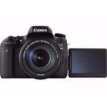 Remato Reflex Canon Eos Rebel T6s Ef-s 18-135 Is Stm - Nueva