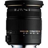 Sigma Lente 17-50 F2.8 Ex Dc Os Hsm Para Nikon Canon Japones