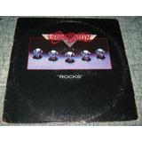 Vinilo Lp Aerosmith Rocks Metal Ramones Stones Beatles Deep