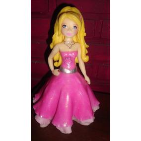 Adorno Para Torta Barbie
