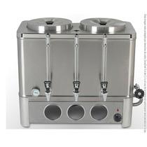 Cafetera Percoladora A Gas De 2 Tanques De 20 Lts C/u