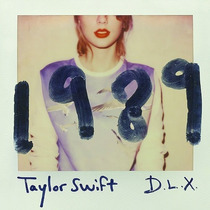 Cd Taylor Swift - 1989 D.l.x Ed.deluxe (987228)