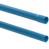 Cano Azul Irrigação Tubo Pvc Dn1 Ou 32mm Pn 60 6metro Fc2025